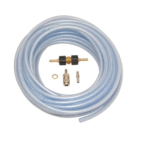 25 m extender with brass coupling for PULVEBAT ref. 91005