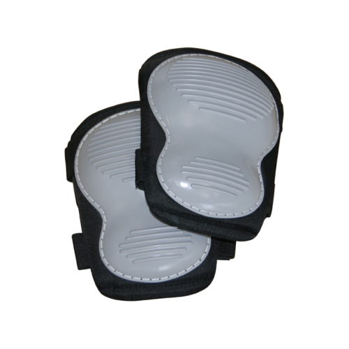 Plastic shell knee pads - a pair