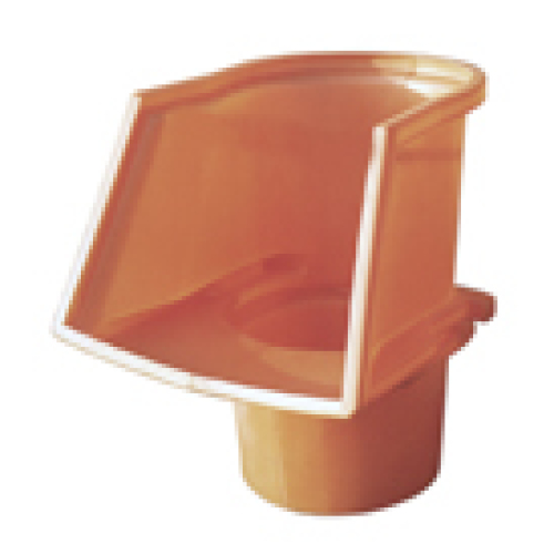 Top or intermediary orange multi function funnel