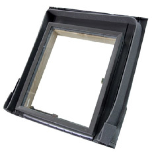 Aluminium frame for double glazing - W. 45 cm H. 55 cm