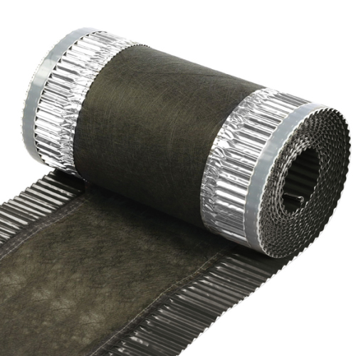 DIM ROLL black 300 flexible ventilation - L. 5 m - W. 300 mm