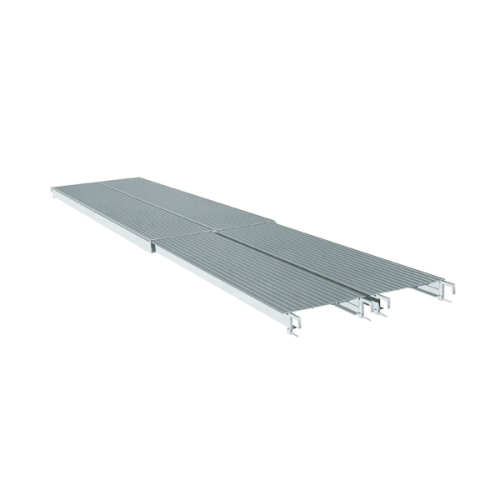 L 2 to 3m l 60cm telescopic aluminium stackable floor
