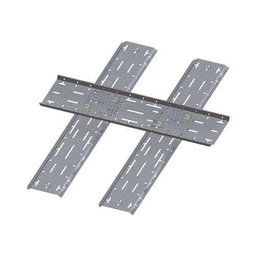 SECURIPLAC® alu kit 3 boards L 3m l 60cm + attachment kit