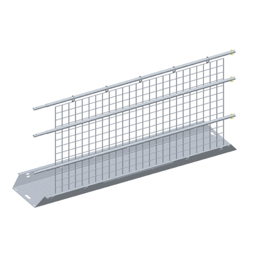 OSSMAN® accessories (1 floor, 3 handrails, 1 net, straps)