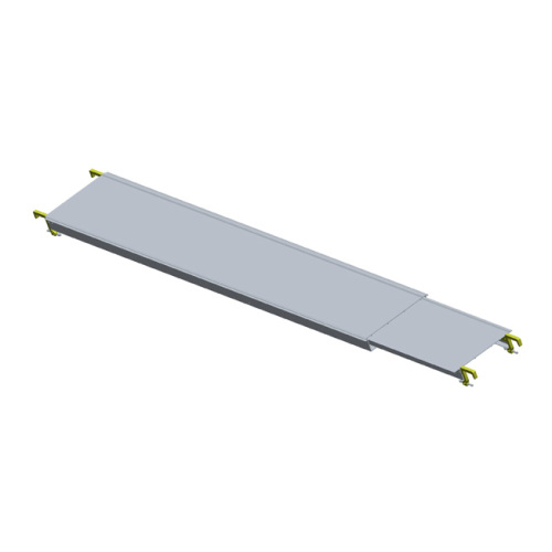 L 2 to 3 m l 30cm telescopic aluminium stackable boards