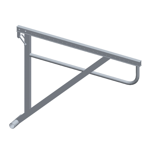 OSSMAN® aluminium roof scaffolding l 0,60m without guardrail